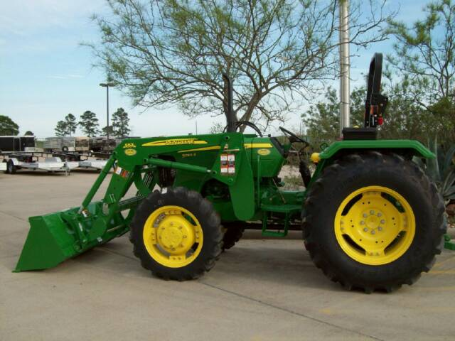 John Deere Tractor Specials : Foster s tractor packages