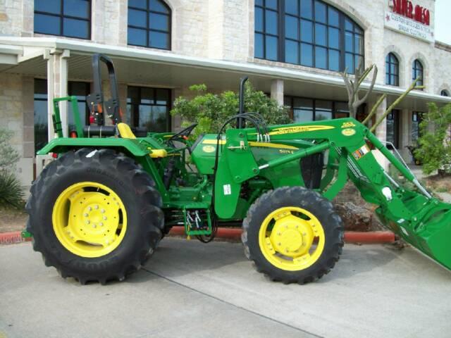 John deere tractor package deals texas