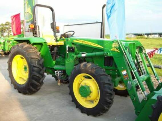 John deere package deals