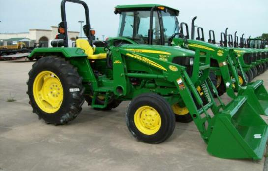 John Deere Tractor Specials : John deere r tractor packages autos post